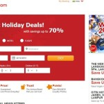 Airasiago Bangkok Hotel 50% Off Coupon Code April 2014