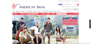 American Swan Monday Mania 34% Discount Sale Cloths, Shoes, Bags December 2014