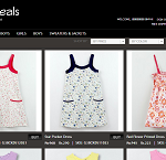 Kidzndeals Apparels, Blouses, Girls Dresses, Outfits, Cloths 70% Off Coupon August 2014