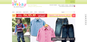 Beebayonline Kid's Cloths Discount Coupon & Promo Codes July 2014