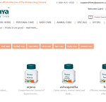 Himalaya Drug Company Medicines & Personal Care Products 30% Discount Coupon August 2014