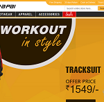 Kapapai Men's Yellow And Dark Blue Sneaker Shoes at Rs 499 Coupon Code April 2015