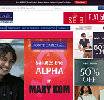 Monte Carlo 10% Discount Coupon for Prepaid Orders January 2015
