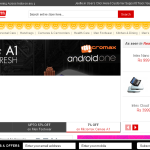 D2H Shop Micromax Canvas A1 7% Off Discount Coupon November 2014