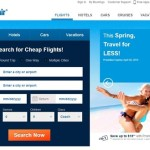 CheapOair $15 Off on Domestic Travel Coupon Code