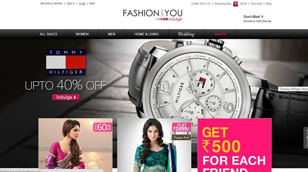 Fashionandyou Flat 60% off on Ethnic Suits Coupon Code March 2014