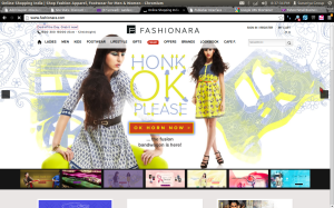 Fashionara 60% Off Limited Period Hot Deals on Latest Arrivals November 2013