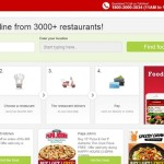 Foodpanda Bangalore Top Restaurants Discount Coupon on Food July 2014